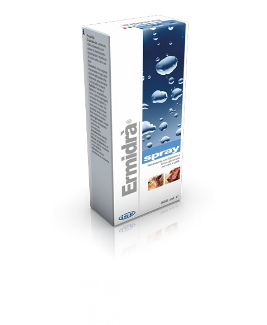 Icf Ermidra' Spray 300ml - La farmacia digitale
