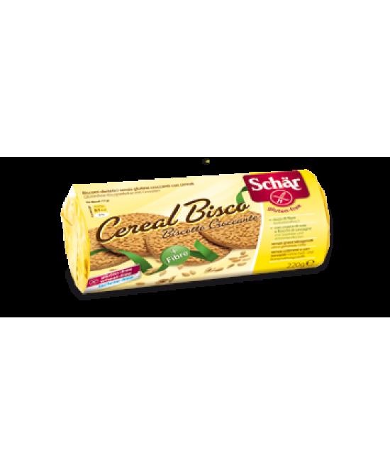 Schar Cereal Bisco Biscotto Croccante Senza Glutine 200g - Sempredisponibile.it