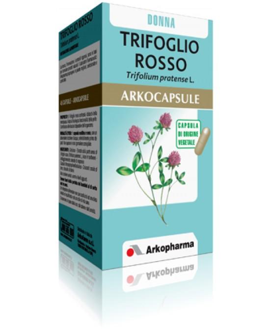 Arkocapsule Trifoglio Rosso Integratore Depurativo 45 Capsule - latuafarmaciaonline.it