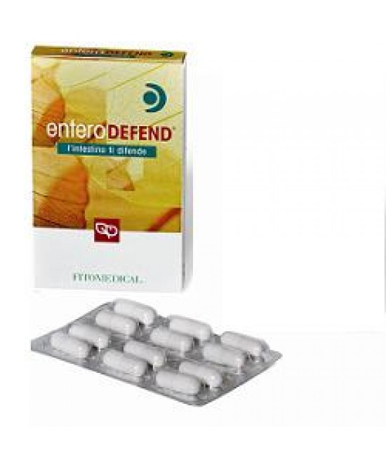 Enterodefend 12 capsule - Iltuobenessereonline.it
