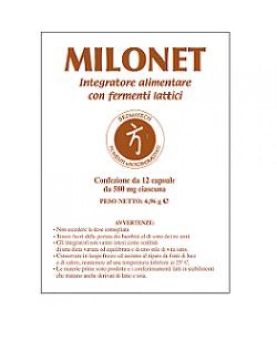 Milonet 12 Capsule - Farmalilla