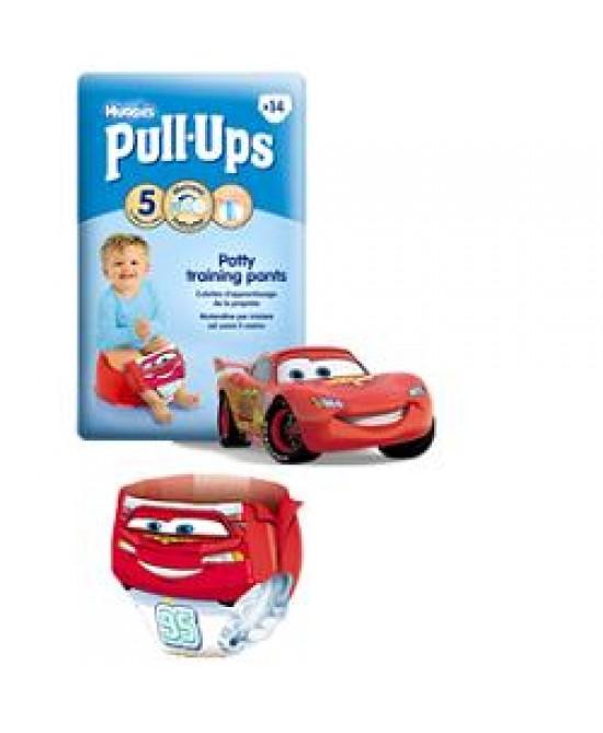 Huggies Pull Ups Boy 12/18 14p - Farmapage.it