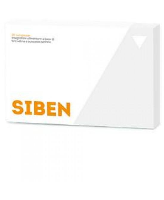 Siben 20cpr - Farmafamily.it