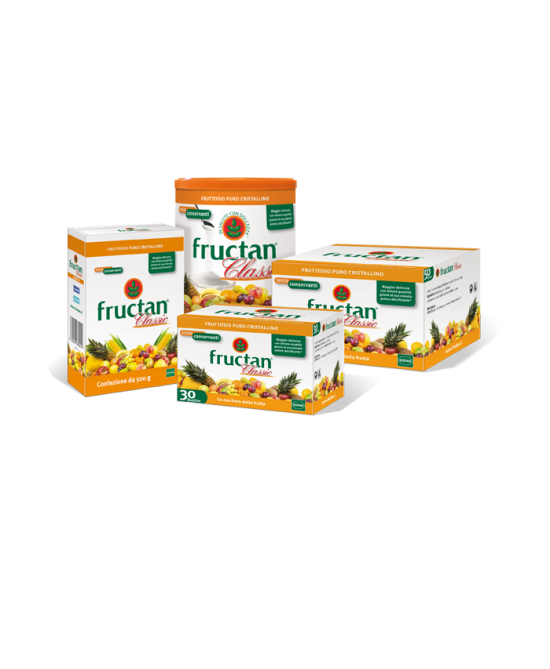Fructan Classic 50 Bustine - Farmacia Giotti