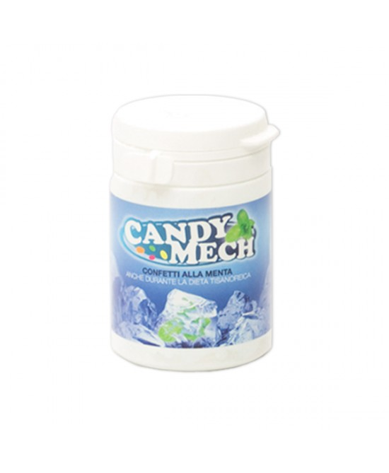 Tisanoreica Candy Mech Gusto Menta 60 Confetti - Farmastar.it