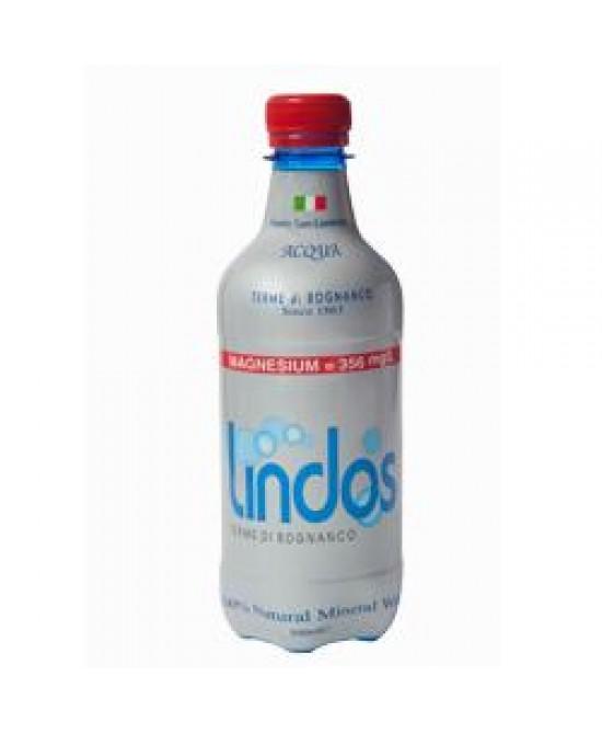 Lindos Acqua Minerale 6x500ml - Spacefarma.it