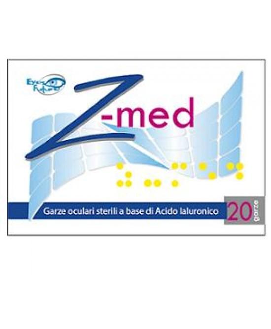 Zmed Garza Oculare Med 20bust - Farmastar.it