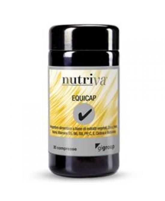 NUTRIVA EQUICAP 30 COMPRESSE - Farmaciacarpediem.it