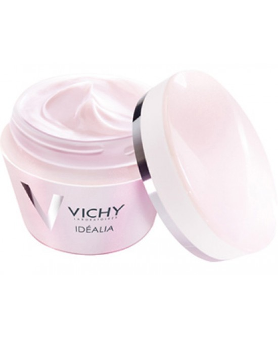 Vichy Idéalia Crema di Luce Levigante Pelle Normale e Mista 50ml
