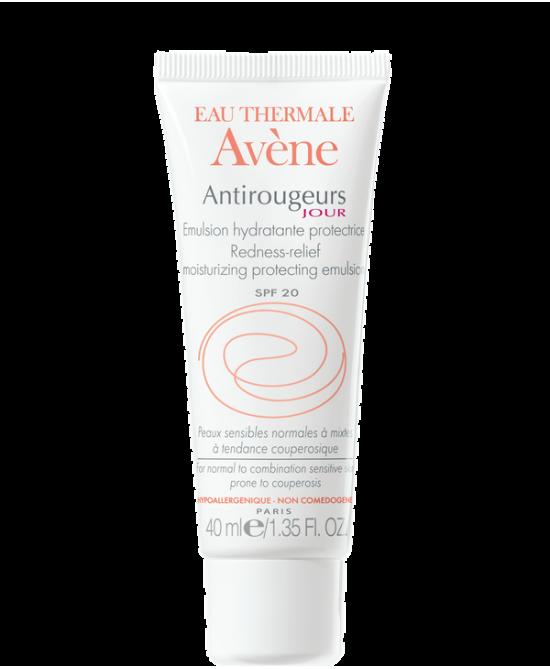 Avène Antirougeurs Giorno Emulsione Idratante Protettiva 40ml - Farmapage.it