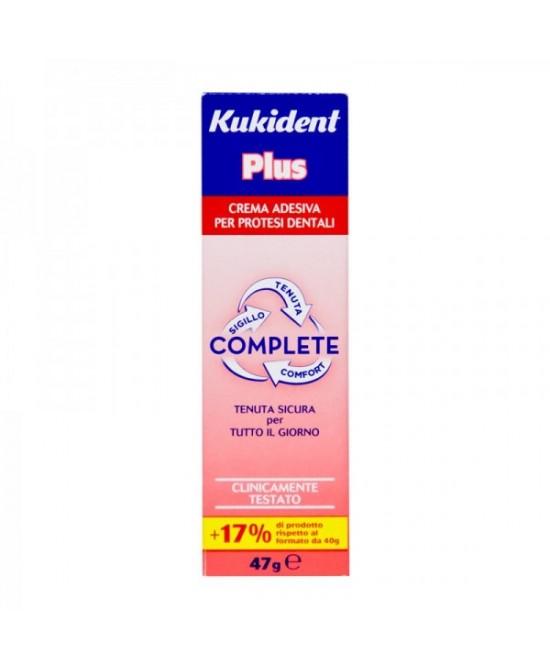 Kukident Plus Complete 70g - Farmastar.it