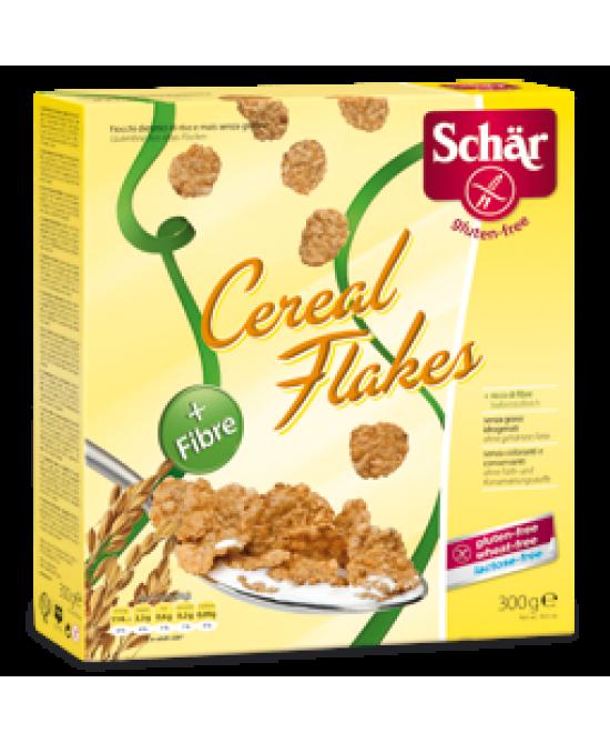 Schar Cereal Flakes Fiocchi Dietetici Di Riso E Mais Senza Glutine 300g - farma-store.it