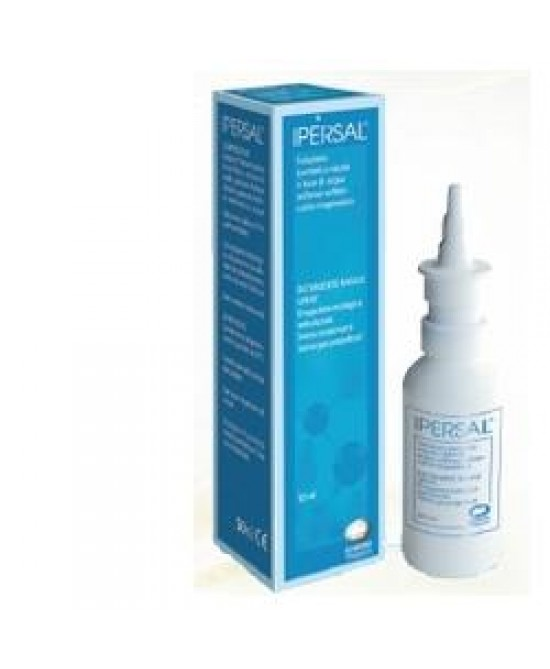 Ipersal Soluzione Nasale 50ml - Zfarmacia
