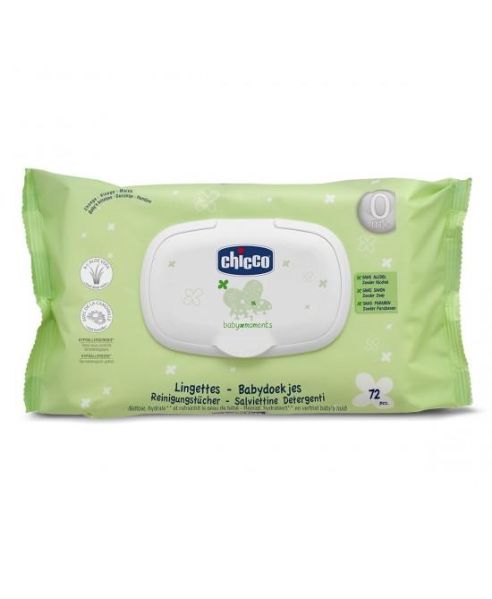 Chicco Salviettine Detergenti 72 Pezzi - Farmaci.me