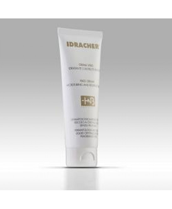 Idracher Crema Viso 50 Ml