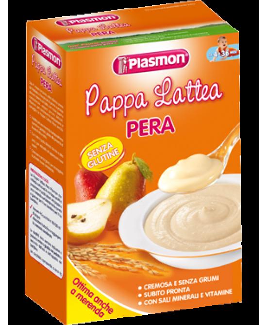 Plasmon Pappa Lattea Pera 250g - Farmia.it
