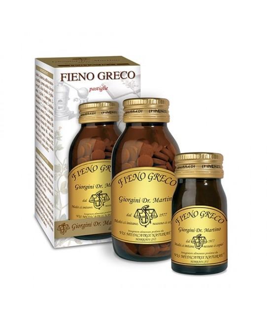 Dr. Giorgini Fieno Greco Integratore Alimentare 225 Pastiglie