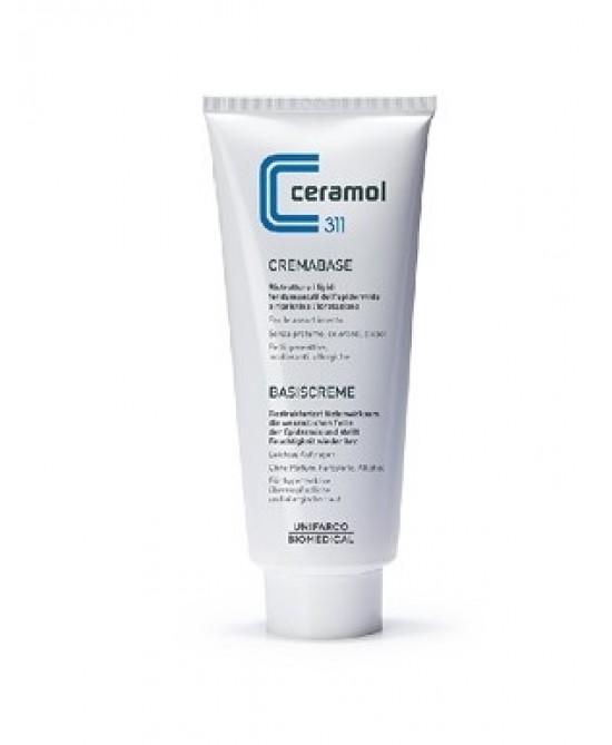 Ceramol 311 Cremabase Pelli Iperattive Intolleranti Allergiche 400ml - Farmastar.it