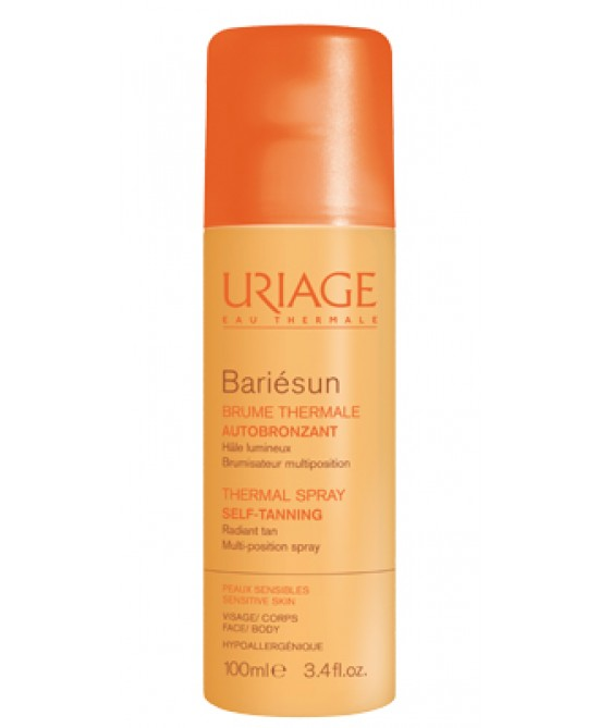 Uriage Bariésun Brume Thermale Spray Autobronzante 100ml - La farmacia digitale