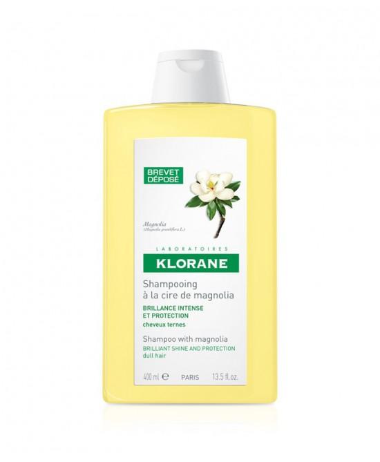 Klorane Shampoo Alla Cera Di Magnolia 400ml