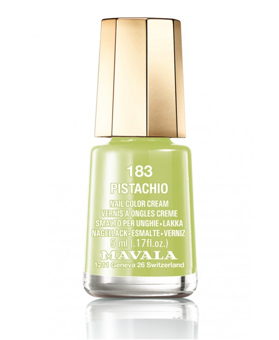 Mavala Mini Color Smalto 183 Pistachio 5ml - Speedyfarma.it