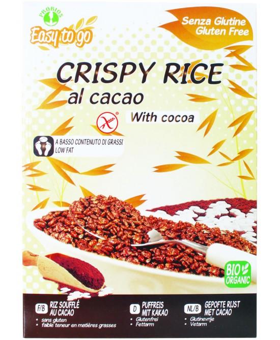 Easy To Go Crispy Rice Al Cacao Biologico Senza Glutine 375g - FARMAEMPORIO