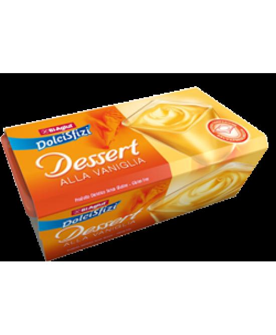 Biaglut Dessert Senza Glutine Alla Vaniglia 120g 2 Pezzi - FARMAPRIME