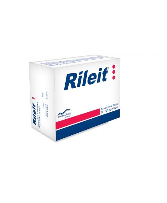 RILEIT 60 COMPRESSE - Farmaseller