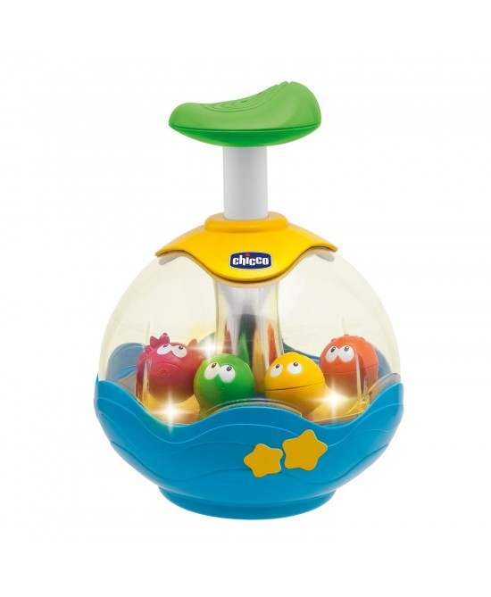 Chicco Gioco Aquarium Spinner - La farmacia digitale