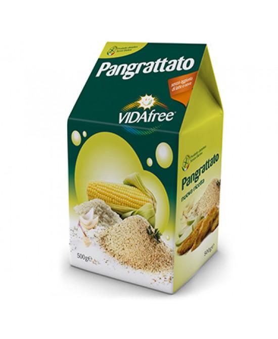 VidaFree Pangrattato Senza Glutine 500g