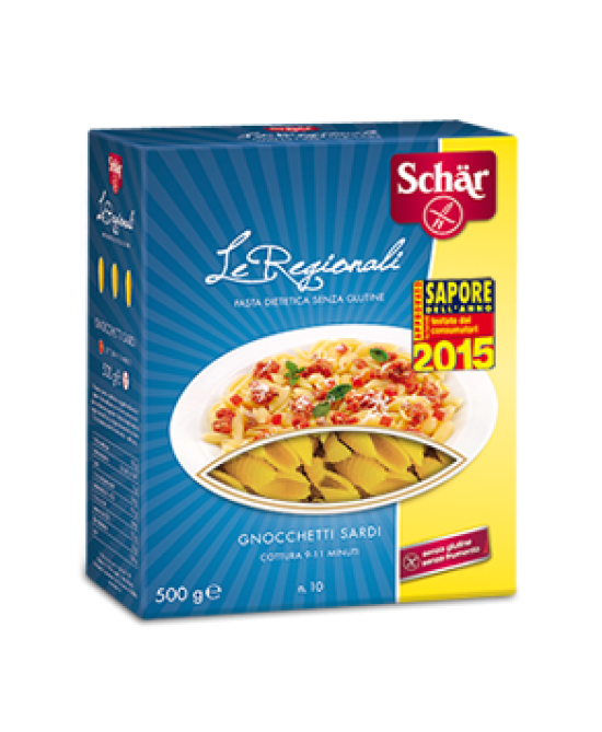 Schar Pasta Senza Glutine Gnochetti Sardi 500g - Farmapc.it