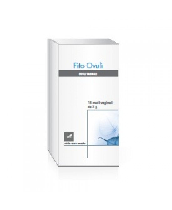 Fito Ovuli 18ov - Farmacia 33