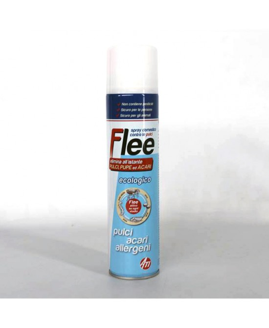 Ati Flee Spray Antiparassitario Domestico Antipulci 400 Ml