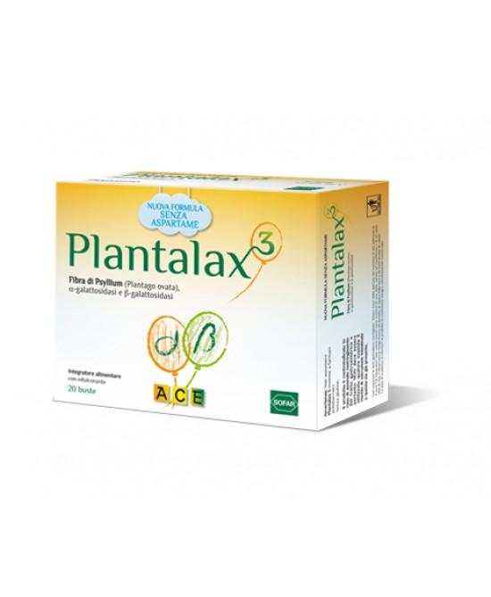 Sofar Plantalax Ace Integratore Alimentare 20 Bustine
