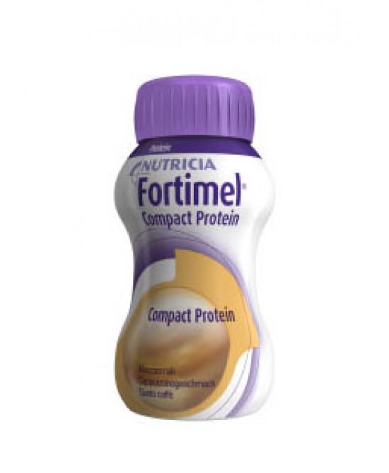 Fortimel Compact Protein Integratore Proteico Al Caffè 4x125 ml