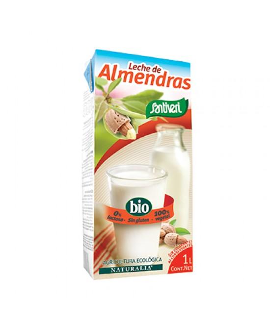 Santiveri Latte Mandorla Bio 1000ml - FARMAEMPORIO