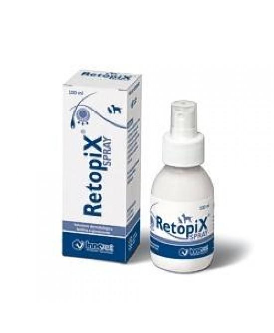 Innovet Retopix Spray Soluzione Dermatologica Lenitiva Cani e Gatti 100 ml