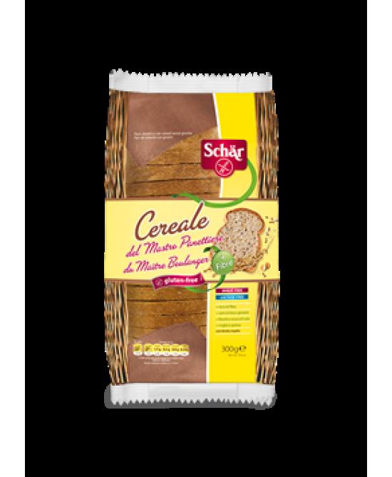 Schar Cereale del Mastro Panettiere Pane Con Cereali Senza Glutine 300g - Farmawing