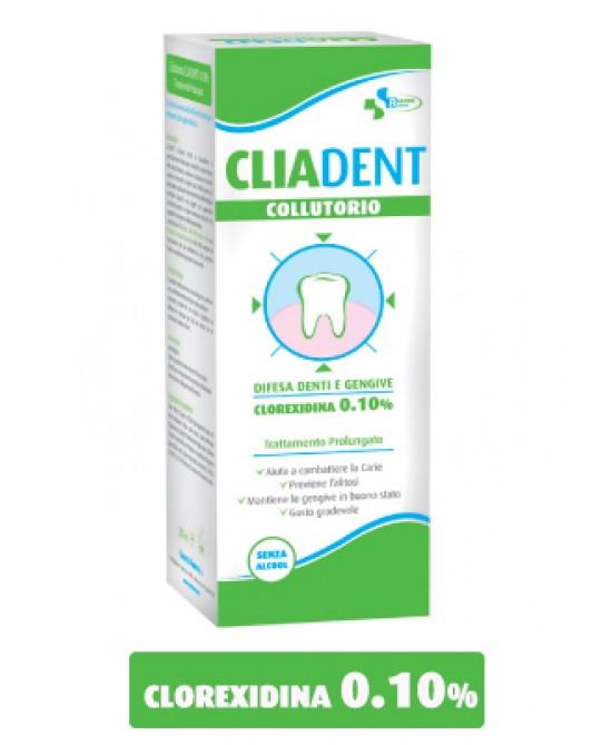 Cliadent Collutorio 0,10% Clorexidina 200 ml