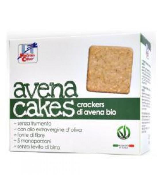 La Finestra sul Cielo Crackers di Avena Bio 250 g