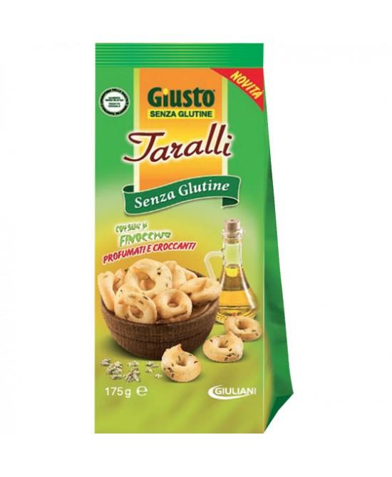 GIUSTO S/G TARALLI FINOCC 175G-922911526