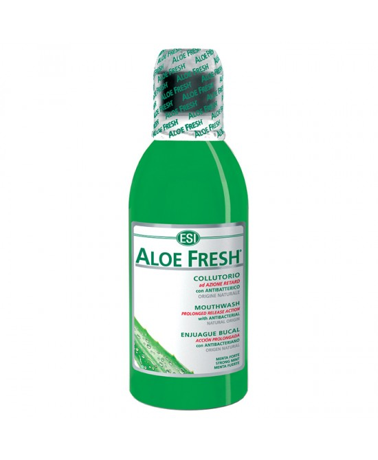 Esi Aloe Fresh Collutorio 500ml - La farmacia digitale