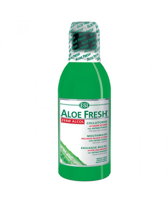 Esi Aloe Fresh Collutorio Zero Alcol - La farmacia digitale