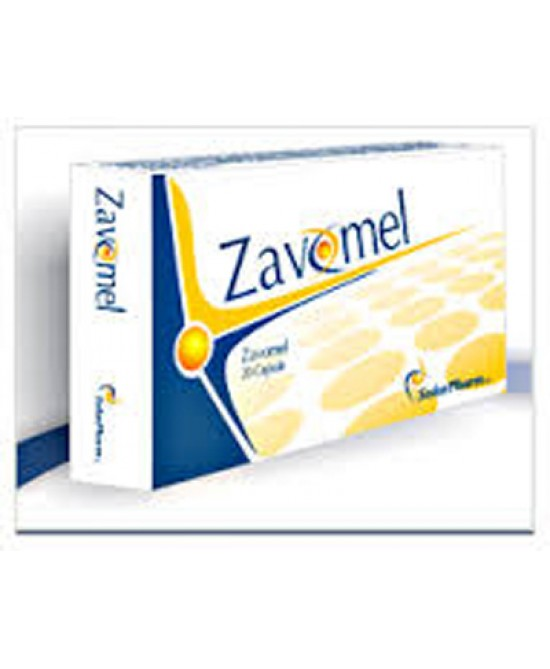 Solarpharm Zavomel 20 Compresse - Spacefarma.it