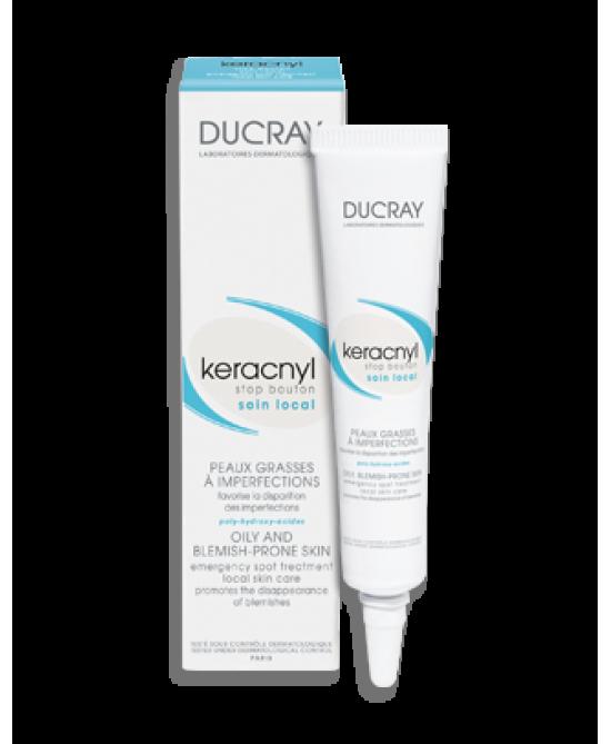 Ducray Keracnyl Stop Brufoli Sos 10ml -