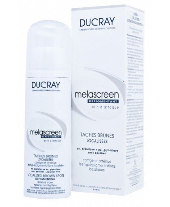 Ducray Melascreen Depigmentant Crema Anti-Macchie Brune 30 ml