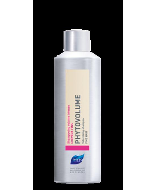 Phyto Phytovolume Shampoo Volumizzante Intenso Capelli Sottili 200ml - Farmaunclick.it