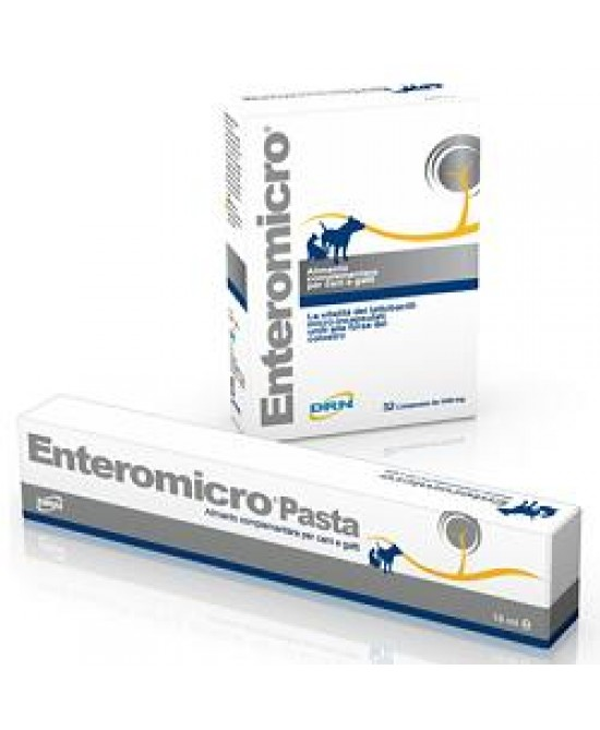 Enteromicro Pasta 15ml - Farmastar.it
