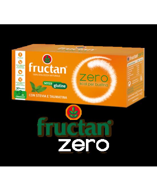 Fructan Zero Integratore Alimentare 30 Bustine + 3 Omaggio