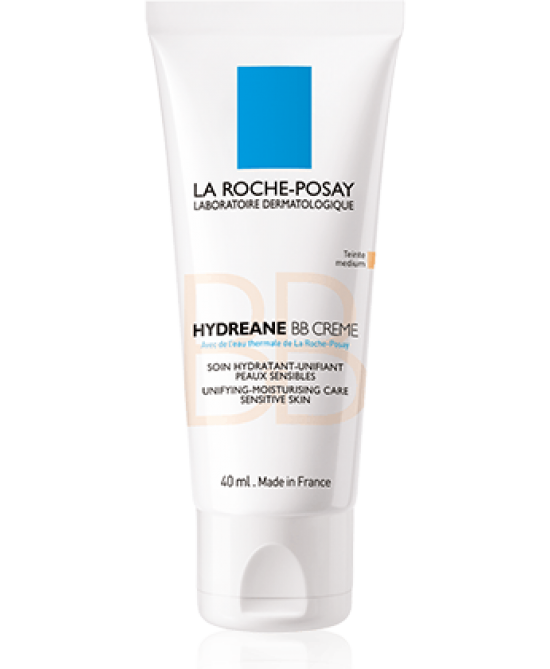La Roche-Posay Hydreane Bb Cream Dorè 40ml - Farmafamily.it